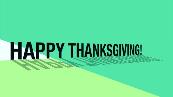 Happy Thanksgiving Titler