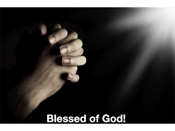Blessed of God Image