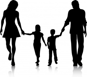 silhouette-of-a-family-walking-hand-in-hand_1048-6260